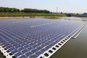 Floating PV solutions